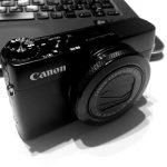 Canon PowerShot G7X ブログ用