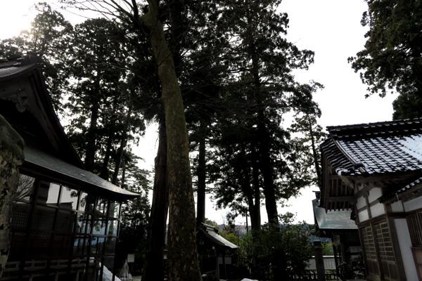 石川県白山市 金剣宮は金運アップのパワースポットなのか?